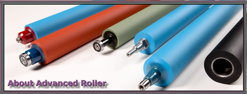 about advanced roller printing press rollers